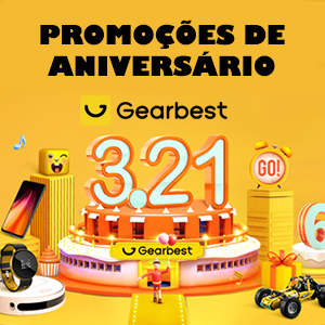 Gearbest Birthday